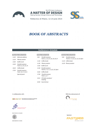 Book of Abstracts (pdf)
