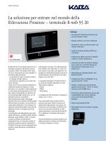 terminale B-web 93 20