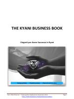 Kyani Business Book