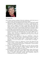 Paola Vismara è professore ordinario di Storia della Chiesa presso