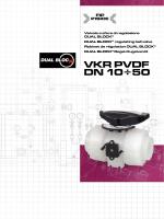 VKR PVDF DN 10÷50