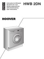 Hoover Fully Integrated Washing Machine HWB