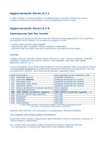 Aggiornamento Alunni 6.7.1 Aggiornamento Alunni