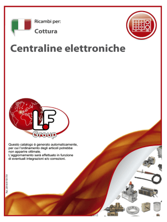 Centraline elettroniche
