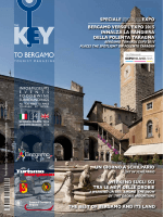 The Key to Bergamo #034 - 01/2014