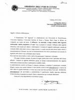 questionario - Università degli Studi di Catania