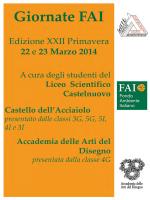 Giornate FAI - Liceo Scientifico Castelnuovo