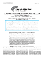 IL MIO KURZHAAR FRA SOGNO E REALTÀ di De Giuliani, Biasolo