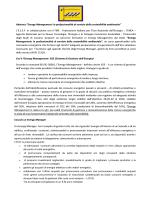 Abstract - Ordine degli Ingegneri della provincia di Frosinone