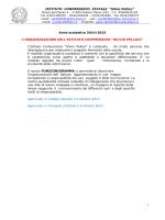 scarica allegato - Istituto Comprensivo Silvio Pellico