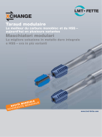 Taraud modulaire Maschiatori modulari