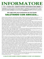 "Info CP 26/14 - Comunità Pastorale ""Visitazione di Maria Vergine"""