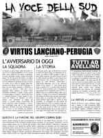 VIRTUS LANCIANOPERUGIA