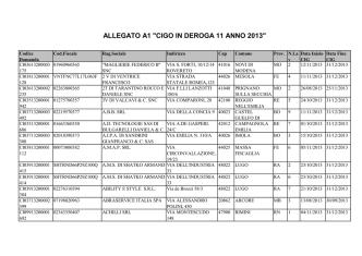 Allegato A1 CIGO in deroga 11 2013