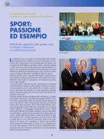 SPORT: PASSIONE ED ESEMPIO - Automobile Club di Mantova