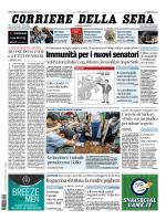 Corriere della sera - 02.07.2014
