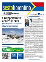 marzo 2014 - Comune di Sesto Fiorentino