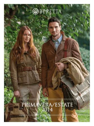 Catalogo Primavera Estate 2014