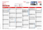 Jahresplaner 2015 - Kreissparkasse Kelheim
