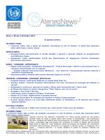 Newletter 4 Dicembre 2014