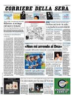 Corriere della sera - 20.06.2014