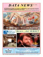 Giugno edizione completa - Centro Documentazione beni Culturali