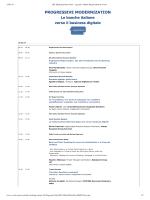 IDC Banking Forum 2014 – Agenda
