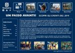Calendario Eventi Husqvarna 2014