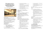 "XXIX congresso SIRAA ""Agopuntura Italiana 2014"""