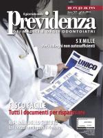 Il Giornale della Previdenza 3 – 2014