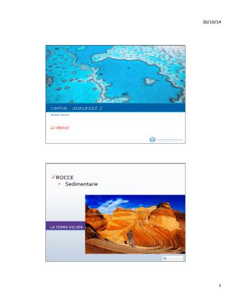 05b-Geologia ROCCE sedimentarie r
