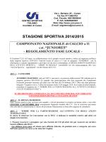 Regol CAL A 11 Jun 2014-2015