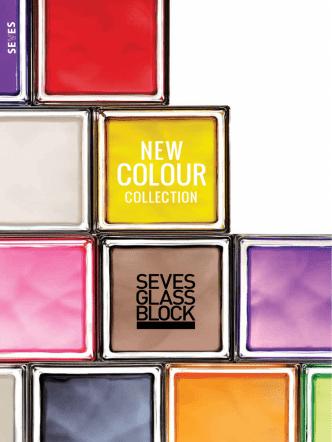 COLOUR - Seves glassblock