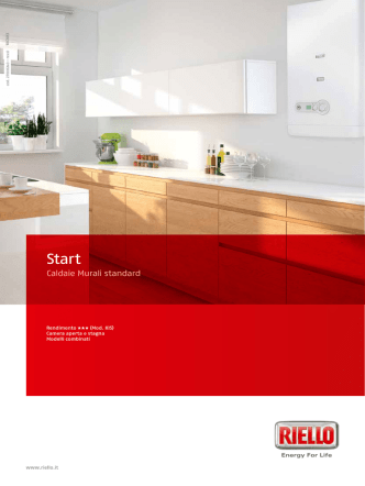 Caldaie Murali standard Start