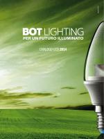CATALOGO LED 2014