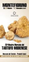 Mercato del Tartufo - Comune di Montefiorino