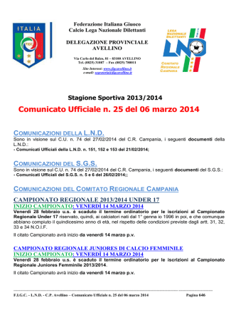 """Allievi a 11 con arbitri Girone """"B"""""""