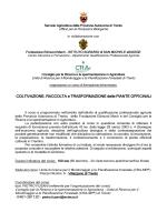 iscrizioni corso piante officinali 2015
