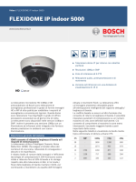 FLEXIDOME IP indoor 5000 - Bosch Security Systems