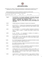 Determinazione n. 27831/3673 del 11/07/2014
