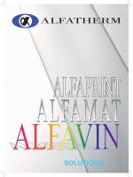 alfavin - Alfatherm