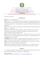 Prot. N. 2739 del 06-10-2014