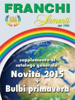 Catalogo supplemento - Sementi per orto