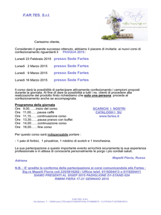 CORSI PASQUA 2015(BODONI)-SIGEP RET