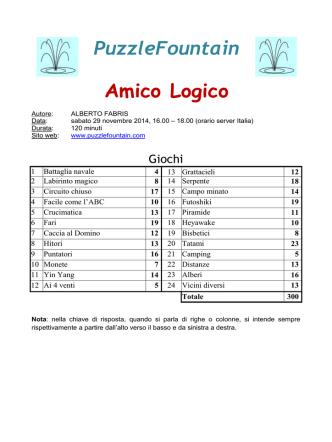 Amico_Logico_3 - Amico Logico