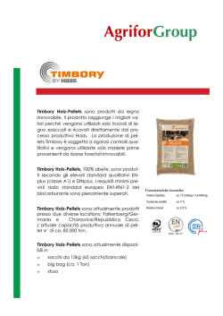 Timbory - AgriforGroup