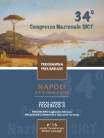 Napoli - 34. Congresso Nazionale SICT