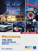 Scarica il pdf del programma - Le giornate della Polizia Locale