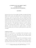 I bambini della Bibbia, un midrash moderno