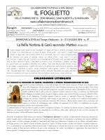 27 luglio 2014 - Collaborazione Pastorale Zerotina